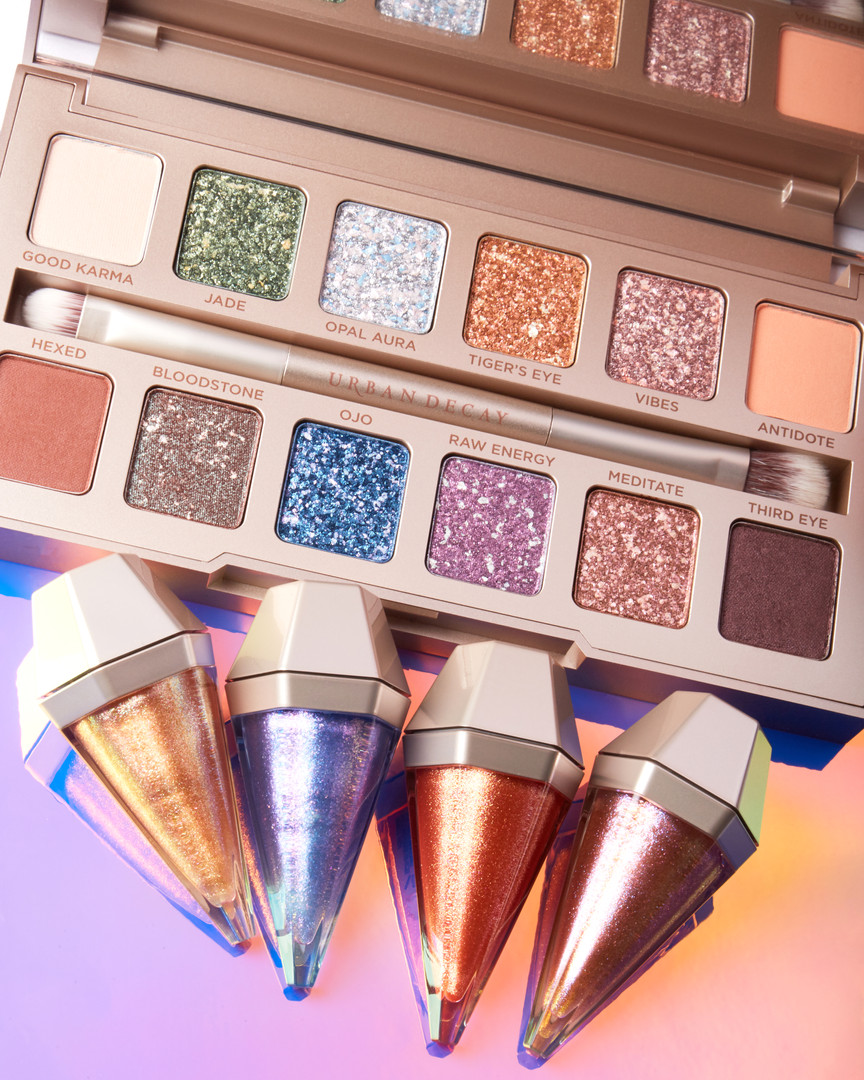 FOR URBAN DECAY COSMETICS STONED CAMPAIGN