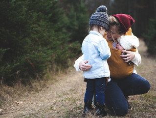 Building Compassion with Our Littlest Family Members