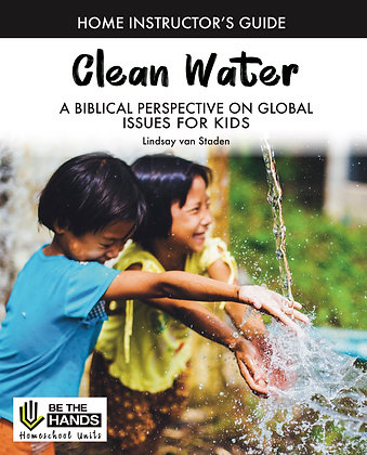 Clean Water: Home Instructor's Guide (PDF)