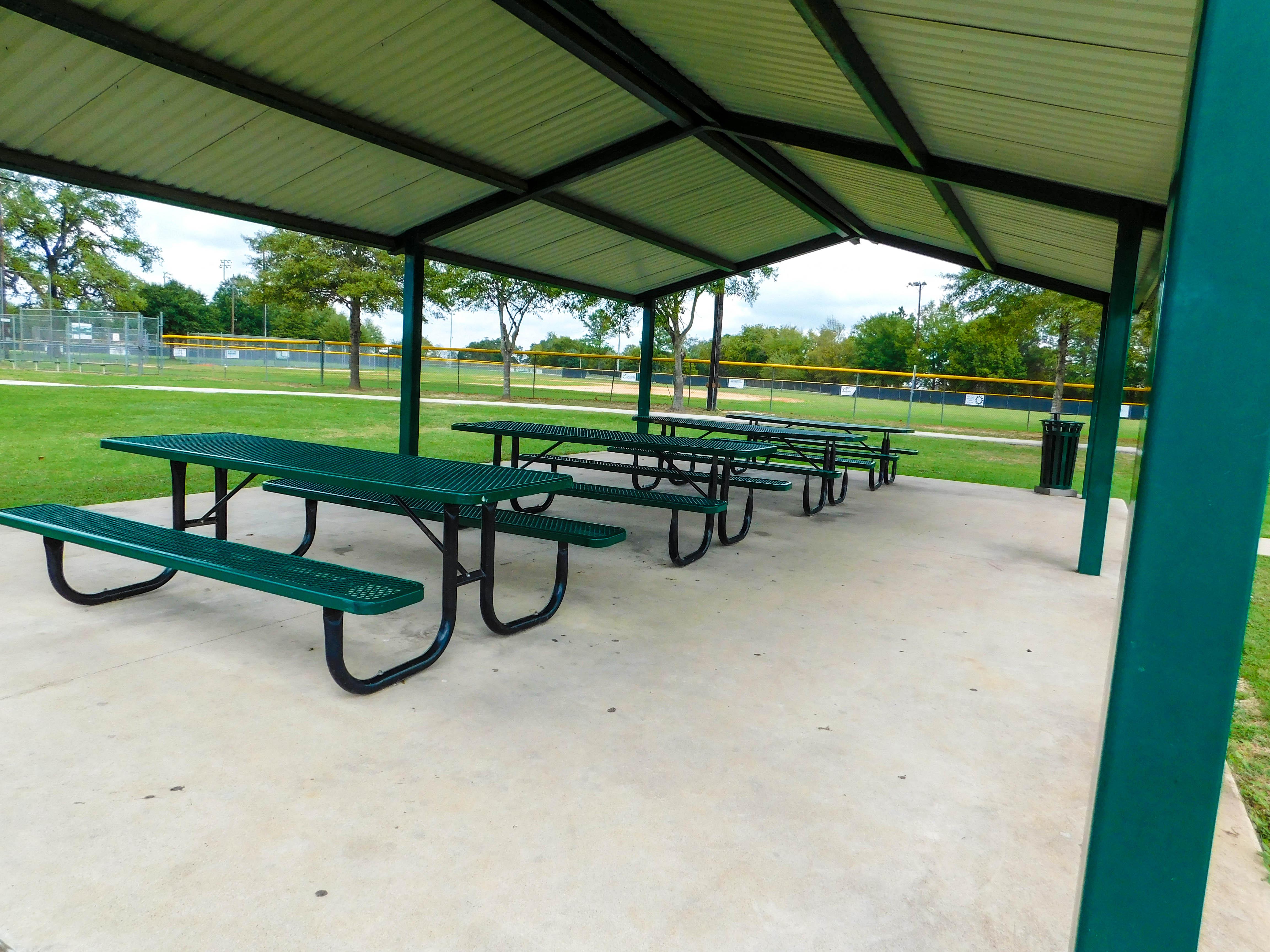 Splash Pad Pavilion