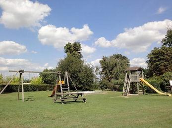 jeux pour enfant La Villa 103-maison de charme vacances Gers villa avec piscine 6 pers