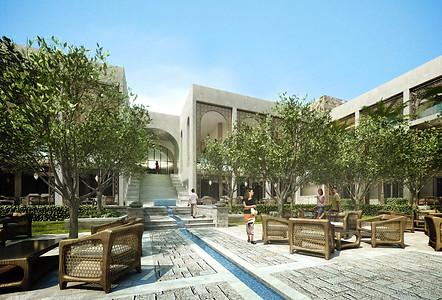 Wadi Al Swani Resort, Libya