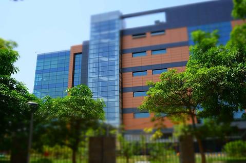 TATA Telecom HQ | LEED Gold Certified