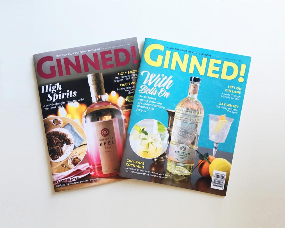 Ginned! Magazine