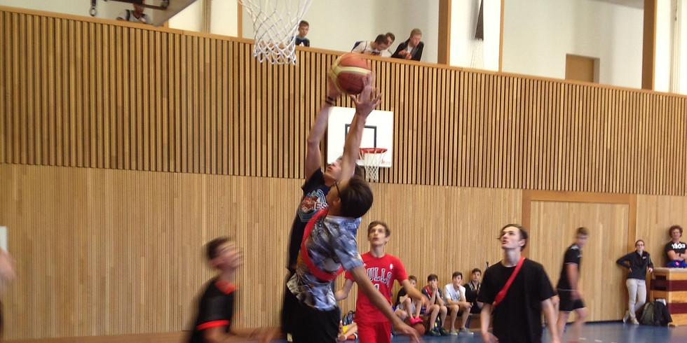 Kant. Schüler-Basketballturnier