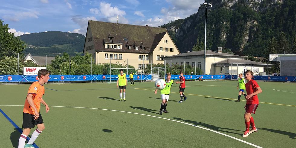 Kant. Schüler-Fussballturnier ORS