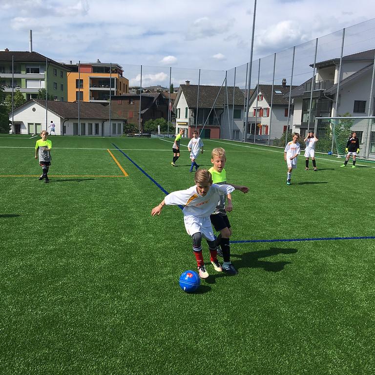 Kant. Schüler-Fussballturnier PS