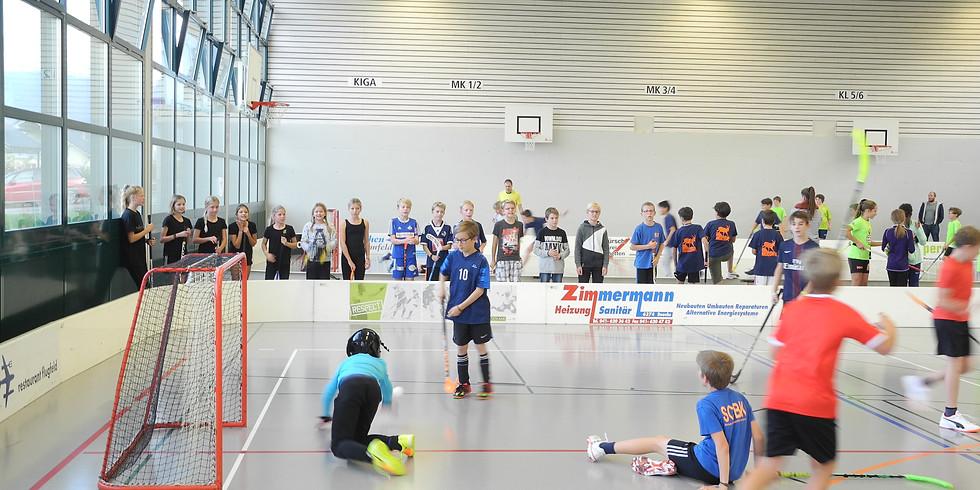 Kant. Schüler-Unihockeyturnier PS