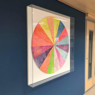 Community Quilt. CCHC Centretown Community Health Centre. 2019