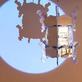 Disco Lantern. A Foreign Space. 2020