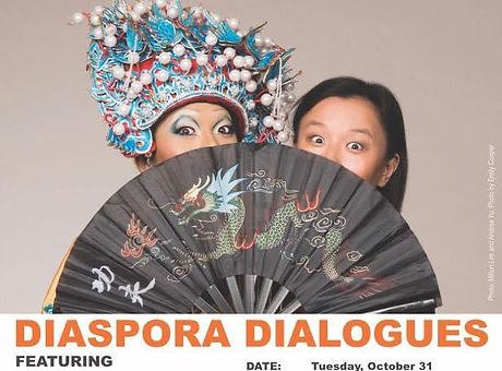 Diaspora Dialogues, National Arts Centre. Ottawa ON.