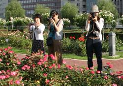 写真女子コース