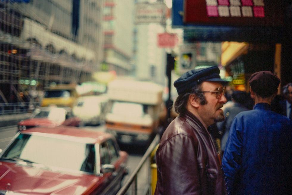 Photo Pete Bilk.  Hong Kong 1982.