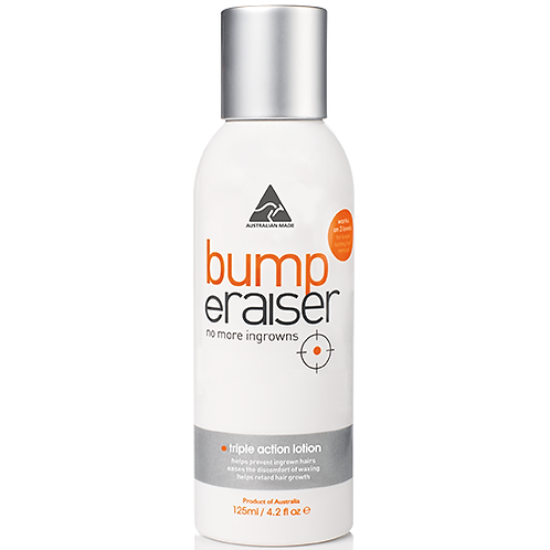 Bump Erasier - Triple action lotion