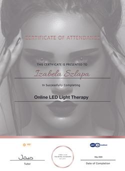 LED-Certifiate