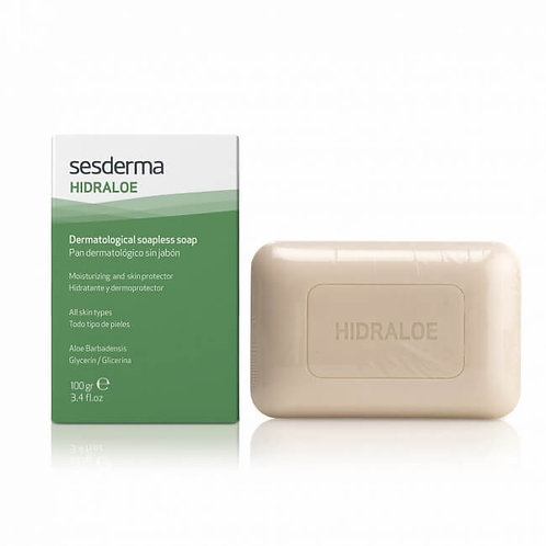HIDRALOE Dermatological soapless soap