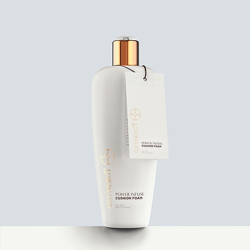 OXYNERGY Paris Power Infuse Cleansing CUSHION FOAM