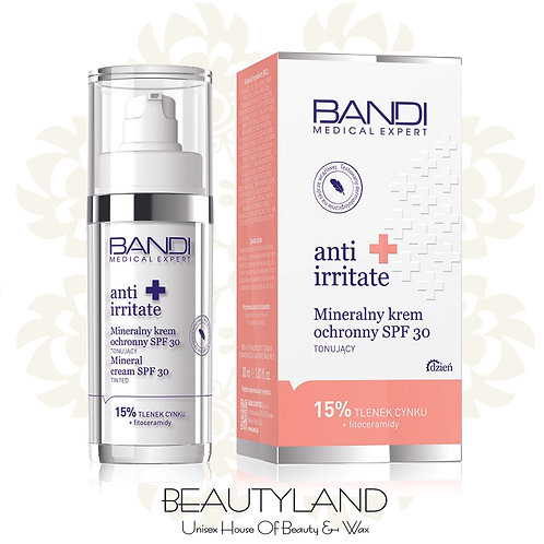 Mineral cream SPF30 Makeup Blur Base ,Tinted -  Bandi Medical Expert