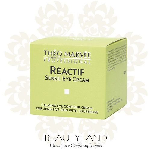 Reactif  Sensil Eye Cream 30ml  Theo Marvee
