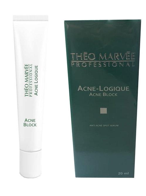 Theo Marvee Acne Logique - Acne Blocker spot serrum