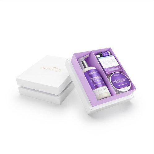 Indigo Home SPA - Femme Fatale -  Set with free sample box