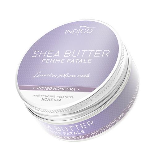 Indigo - Luxury Shea Butter - FEMME  FATALE 70g