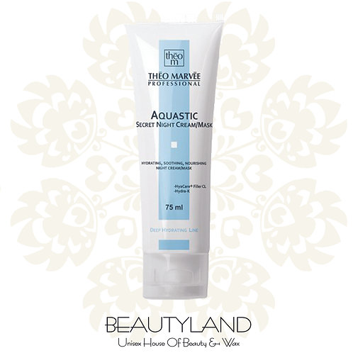 Aquastic Secret Night Cream & Mask Theo Marvee