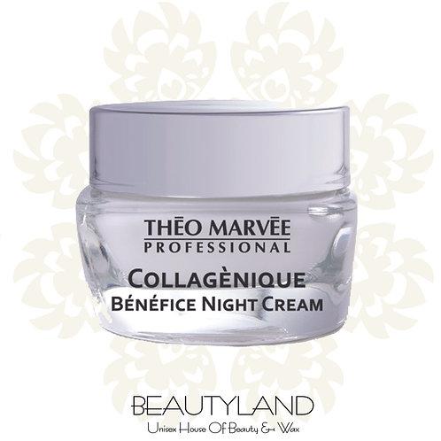 Collagenique Benefice Night Cream 50ml - Theo Marvee