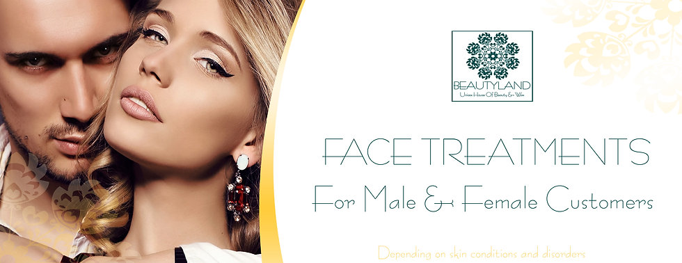 Face treatemnts beautyland walsall wille