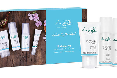 Eve Taylor Balancing Skincare Collection Kit - Normal - Combinationskin