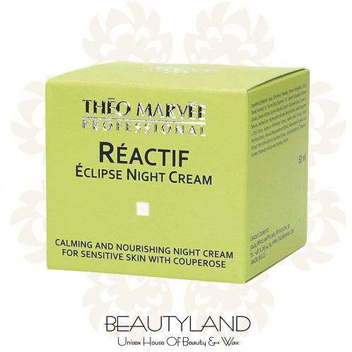 Reactif Eclipse Night Cream 50ml Theo Marvee