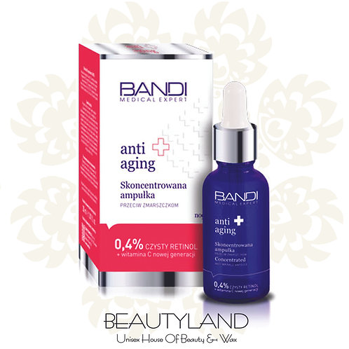 Concentrated anti-wrinkle ampoule - Bandi Medical Expert