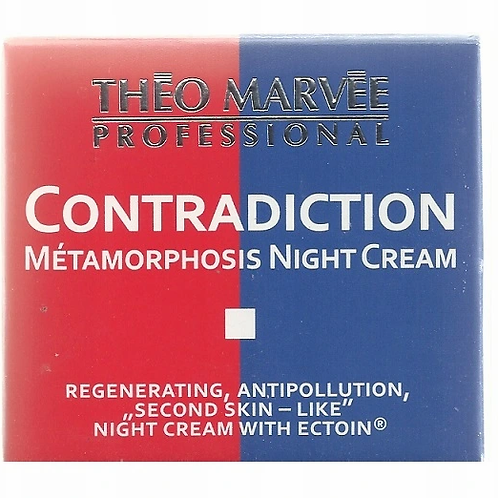 Theo Marvee Contradiction Metamorphosis Night Cream
