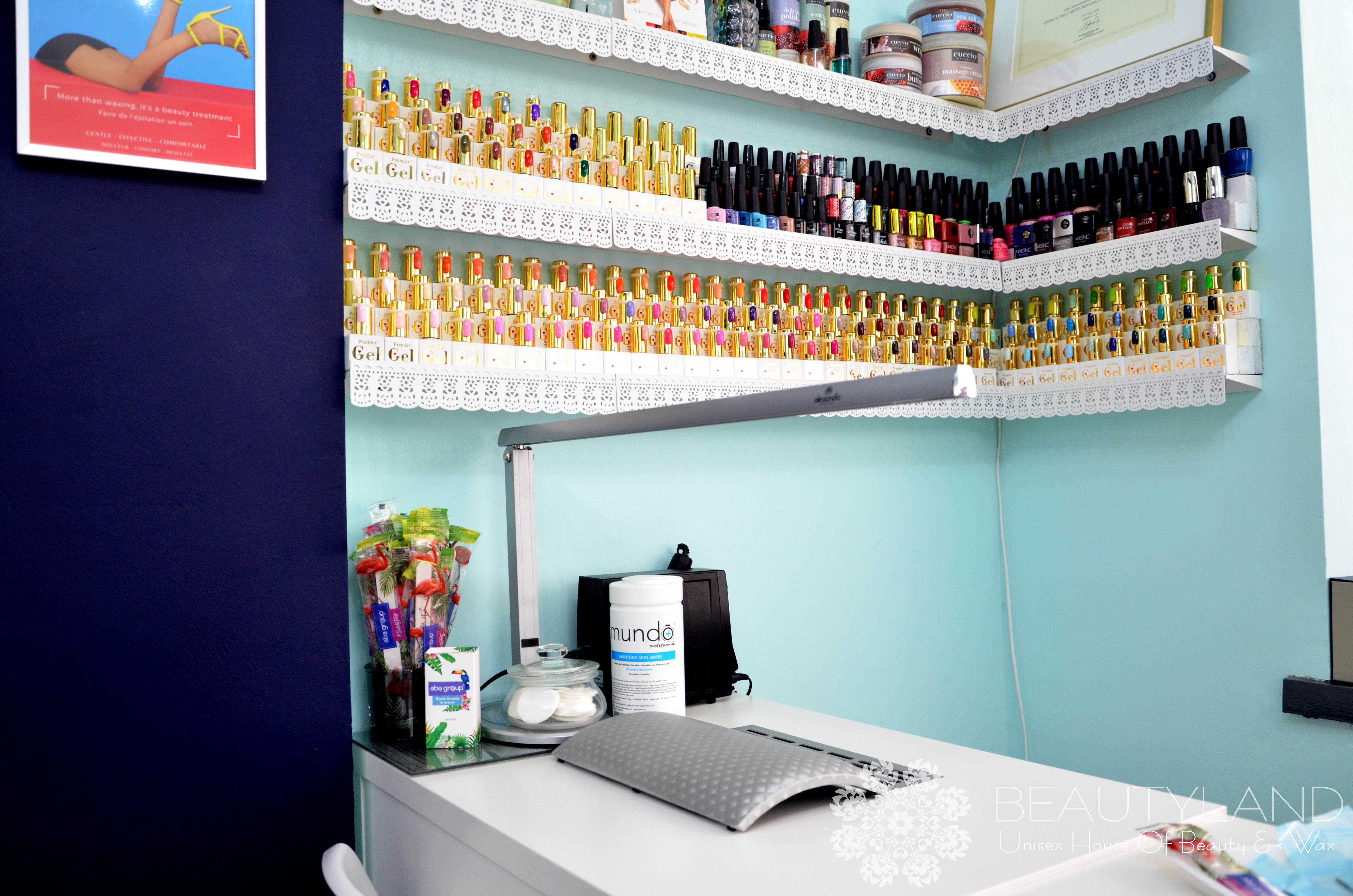BEAUTYLAND WILLENHALL ( WALSALL) Unisex House of Beauty and Wax, Safrty Hygiene high transfer.JPG
