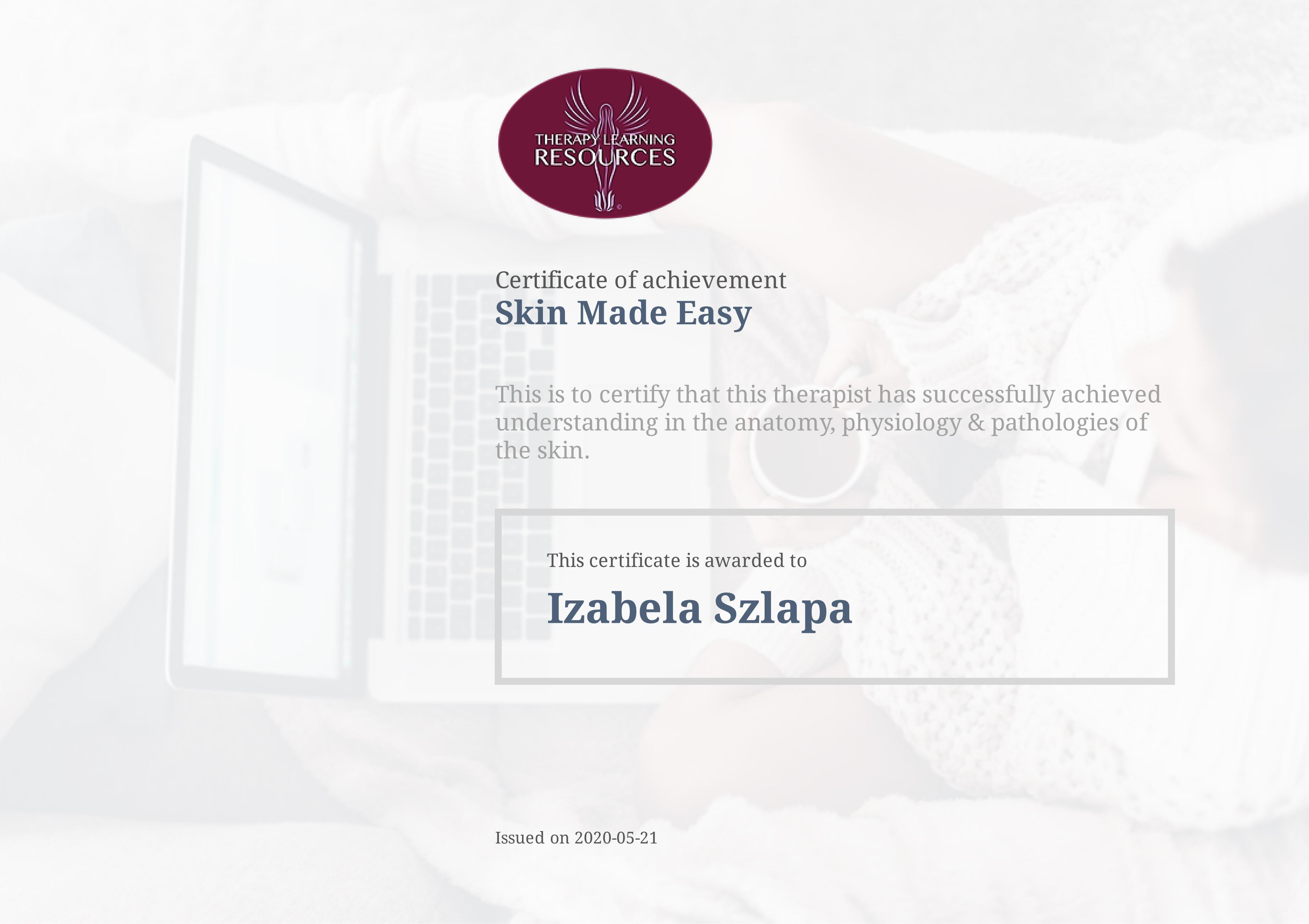 skin made easy