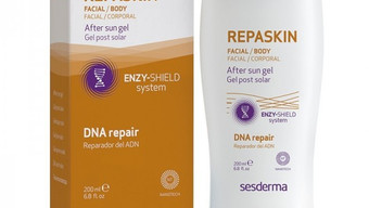 After Sun Gel with DNA Repair System (Sesderma)