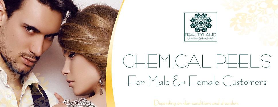 Face treatemnts CHEMICAL PEELS beautylan