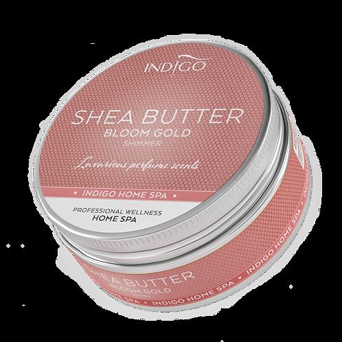 Indigo - Luxury Shea Butter - BLOOM GOLD 70g