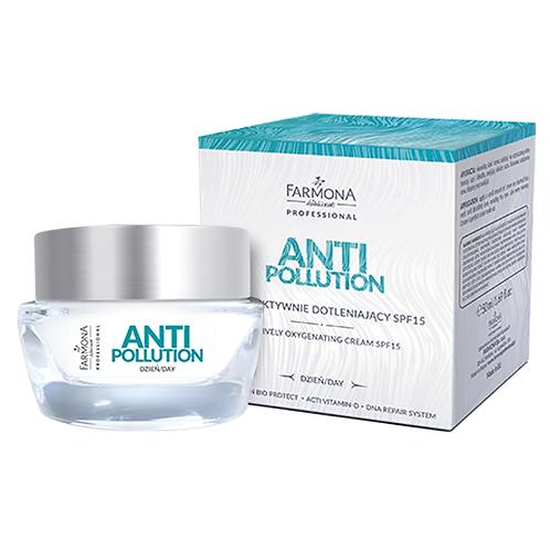 Farmona Professional Anti Pollution Actively Oxygenating SPF15 Day Cream
