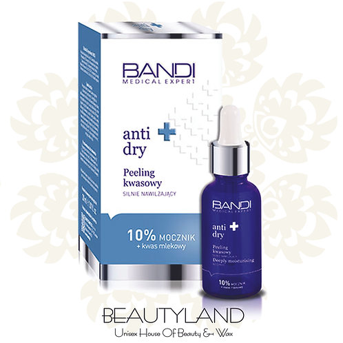 Deeply Moisturising Acid Peel 10% - Bandi Medical Expert