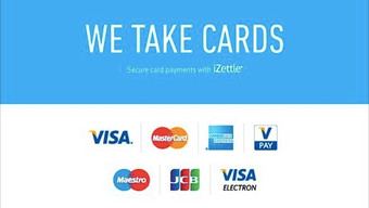 Card Payments NOW Available