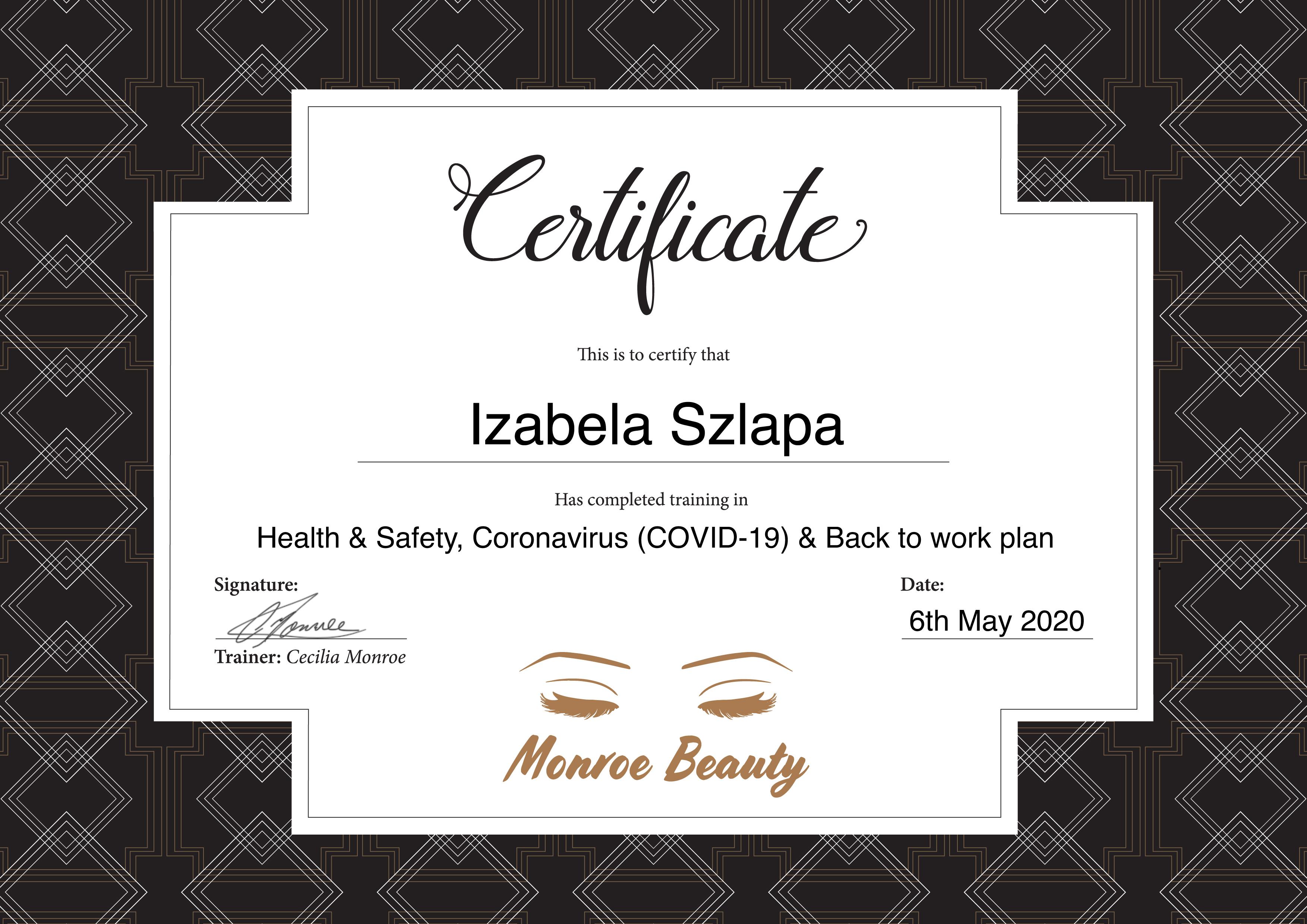 Health & Safety 2