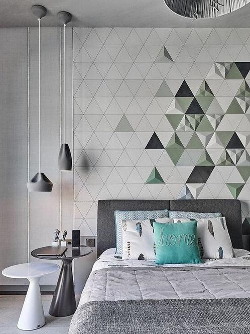 Плитка Треугольники