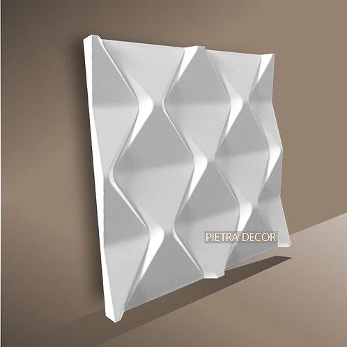 Панель 3D CASCADE 500х500 мм