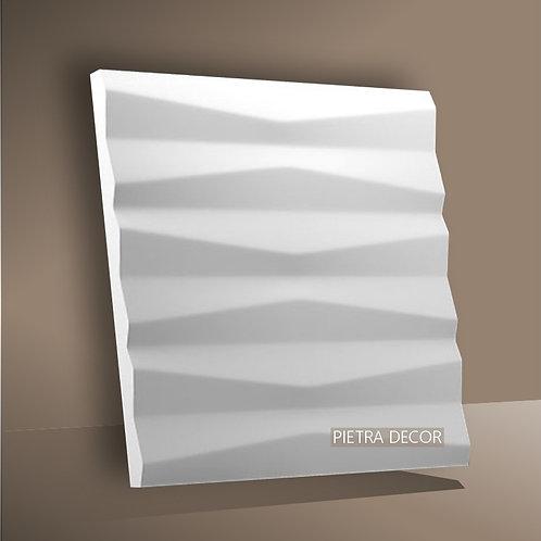 Панель 3D Техно 500х500 мм