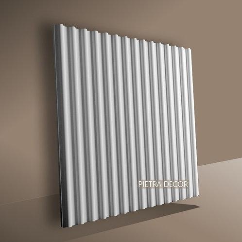 Панель 3D Галтель 500х500 мм