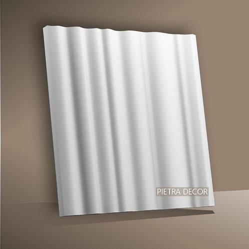 Панель 3D Ткань 500х500 мм
