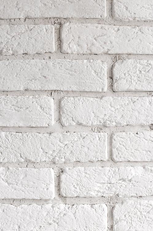 Кирпич Antica белый