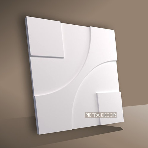 Панель 3D Аливия 500х500 мм