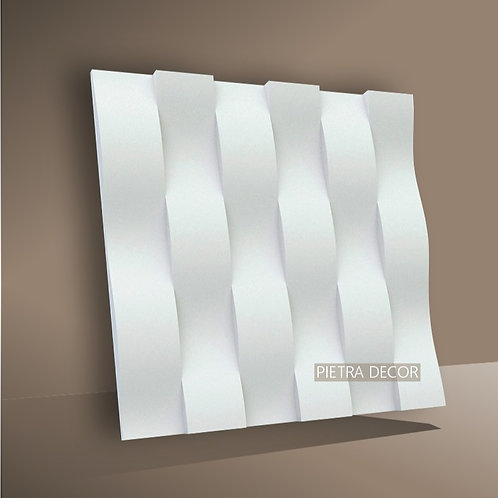 Панель 3D Ламелия 500х500 мм